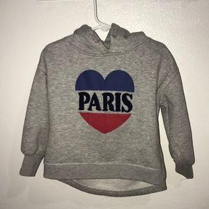 Zara Paris Hoodie